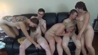 Una Familia que le encanta el sexo